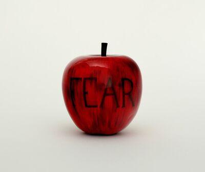 Barnaby Barford, 'Fear (Apple)', 2019