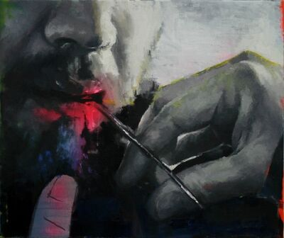 María Carbonell Foulquié, 'The Protest', 2016