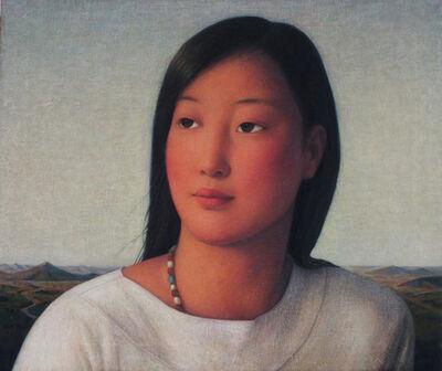 Xue Mo 薛墨, 'Portrait Of Miss Wulan', 2012