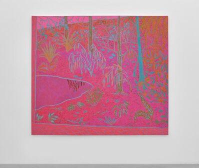 John McAllister, 'an intenser calm', 2014