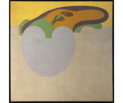 Rómulo Macció, 'Sin título (Cara doblada)', 1968