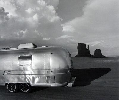 Roger Minick, 'Airstream at Monument Valley, Arizona', 1979