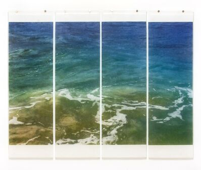 Jeri Eisenberg, 'Warm Waters No. 36'
