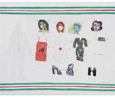 Alicia Herrero, 'Entre guerras', 1994