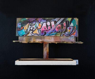 Aila, 'Billboard H', 2018