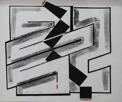 Eduardo Ramírez -Villamizar, 'Serpientes', 1988