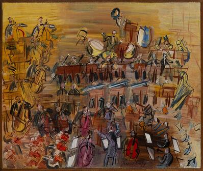 Raoul Dufy, 'Le Grand orchestre', ca. 1942