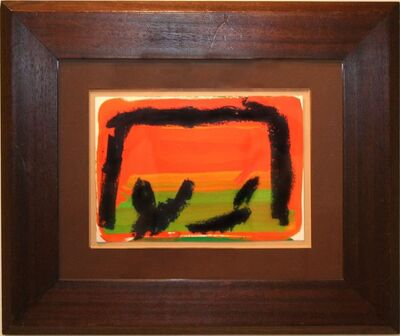 Howard Hodgkin, 'Untitled', 1979