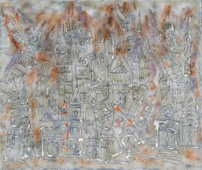 Carlos Vivar, 'The Three-Hand Clock', 2017