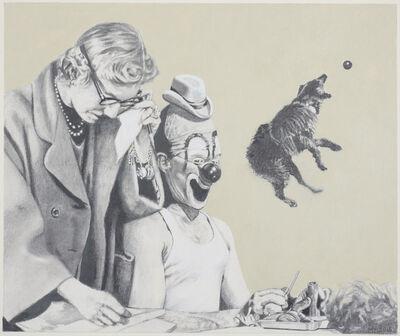 Martin Mull, 'Nuclear Family', 2015