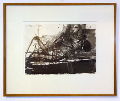 Nathan Joseph Roderick Oliveira, 'REDUCED FROM $12,500 - Untitled (Reclining Figure', 1974