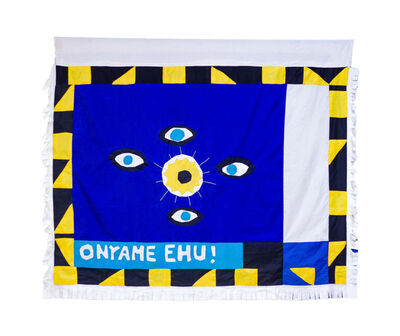 Patrick Tagoe-Turkson, 'Onyame Ehu', 2021