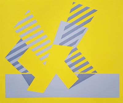 Josef Albers, 'Formulation: Articulation, Folio I / Folder 4', 1972