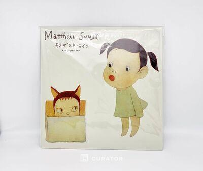 """Yoshitomo Nara, 'Yoshitomo Nara X Matthew Sweet """"Love You Life"""" Vinyl Record, 2019', 2019"""
