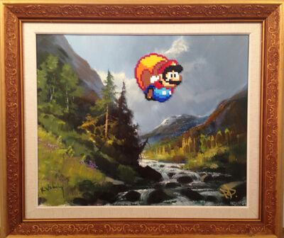 Pappasparlor, 'Coming down the mountain', 2018