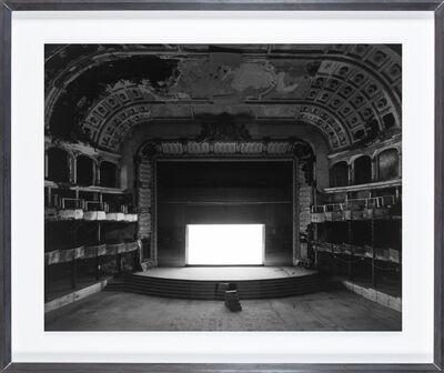 Hiroshi Sugimoto, 'Metropolitan Opera House, Philadelphia', 2015
