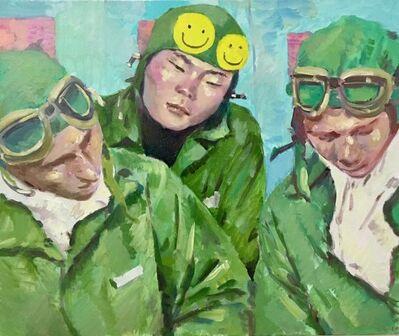 Zhao Yiqian 趙一淺, 'Green', 2018