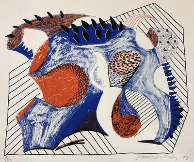 David Hockney, 'Untitled, for Joel Wachs', 1993