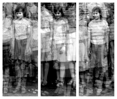 Christiane Baumgartner, 'Klassenkameraden', 1999