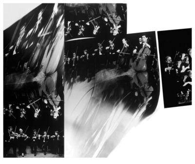 Michel Hosszu, 'ORCHESTRE DE CHAMBRE', 1968