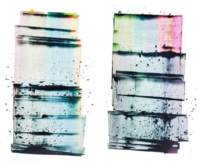 Sarah Irvin, 'Untitled Diptych', 2018