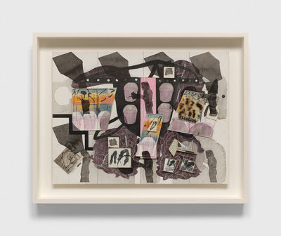 Ray Johnson, 'Untitled (Furstreet)', 1973, 1989, 1993