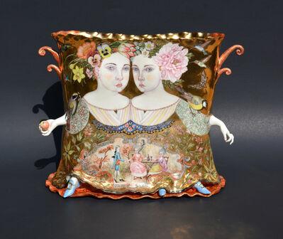 Irina S. Zaytceva, 'Twins Vase', 2016