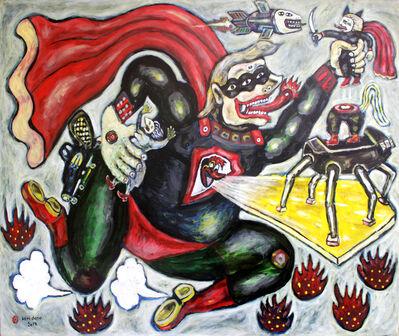 Heri Dono, 'Super Trump - Land', 2017