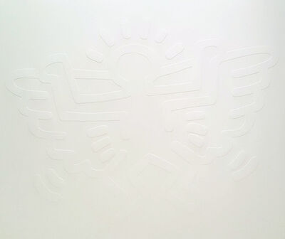 Keith Haring, 'Icons (White)', 1990