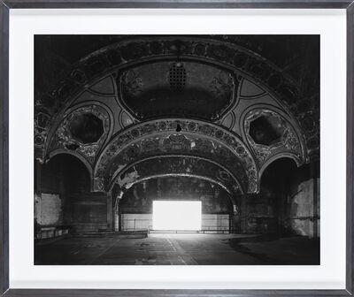 Hiroshi Sugimoto, 'Michigan Theater, Detroit', 2015