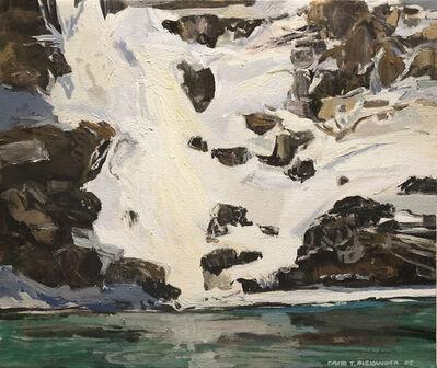 David Alexander, 'Snow Slides You Know', 2005
