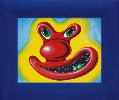 Kenny Scharf, 'Blob Goy', 1995