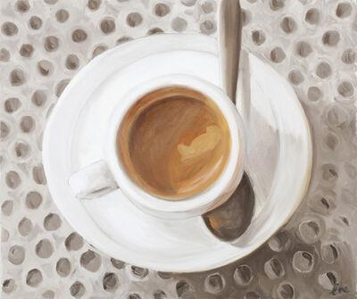 "Eve Plumb, '""Rainy Day Cafe""', 2010"