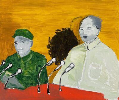 Zhao Gang, 'Untitled (Mao and Comrade)', 2007