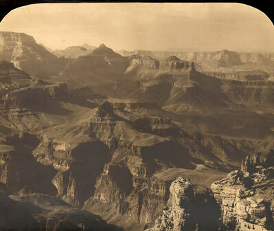 Putnam & Valentine, 'Large View of the Grand Canyon', 1910c