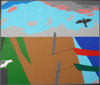 George Vranesh, 'Two Boats', 1995-2001