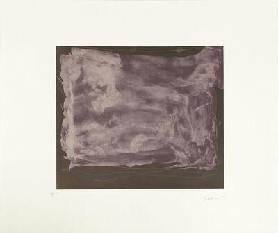 Helen Frankenthaler, 'Soho Dreams', 1987
