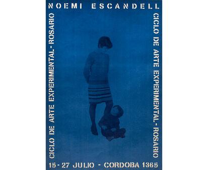 Norberto Puzzolo, 'Noemí Escandell', 1968
