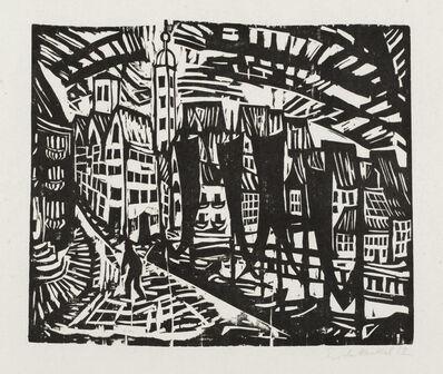 Erich Heckel, 'Stralsund', 1912