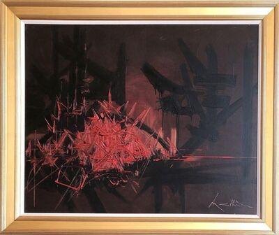 Georges Mathieu, 'Lieux fugitifs', 1989