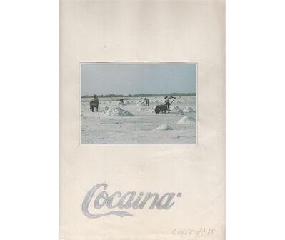Carlos Zerpa, 'Cocaína', 1988