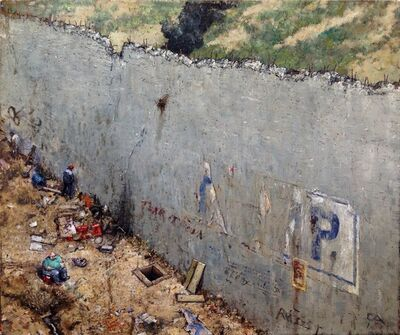 Chester Arnold, 'The Great, Big, Beautiful Wall', 2017