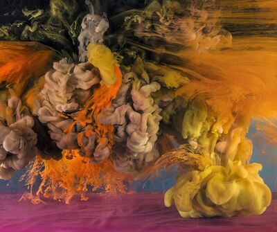 Kim Keever, 'Abstract 42108', 2018