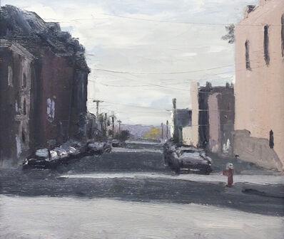 Matt Chinian, '4th & Jefferson, Troy, NY', 2017