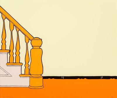 John Wesley, 'Stairs', 2001