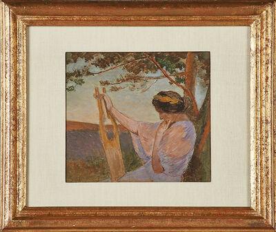 Henri-Jean Guillaume Martin, 'Untitled (Meditation)'