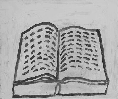 Philip Guston, 'Untitled (Book)'