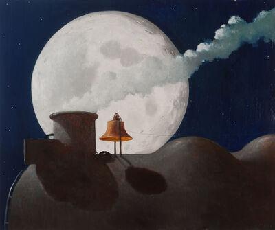 Julio Larraz, 'Smoke Signals ', 2015