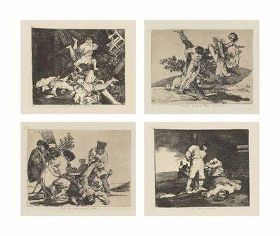 Francisco de Goya, 'Los Desastres de la Guerra', 1810-20