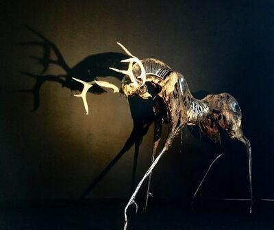 Nathalie Pitel, 'Extinct 2'